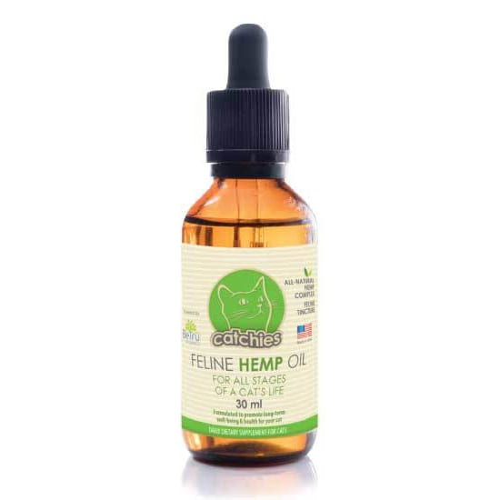 Be Trū Wellness Catchies® Hemp Oil – Catnip 30ml