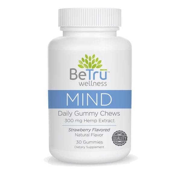 Be Trū Wellness MIND Daily Gummy Chews