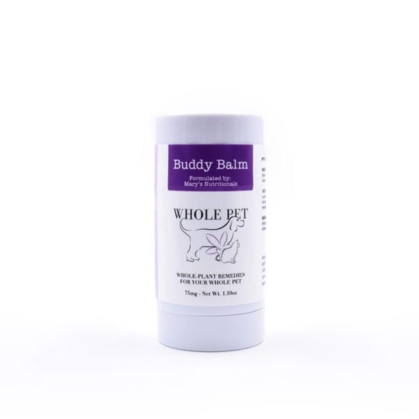 Mary's Nutritionals Whole Pet Buddy Balm (75mg) 2.6oz