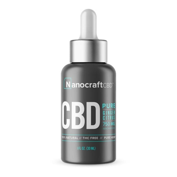NanoCraft CBD™ – CBD Oil PURE Formula