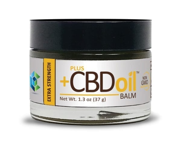 PlusCBD Oil™ Balm – Extra Strength