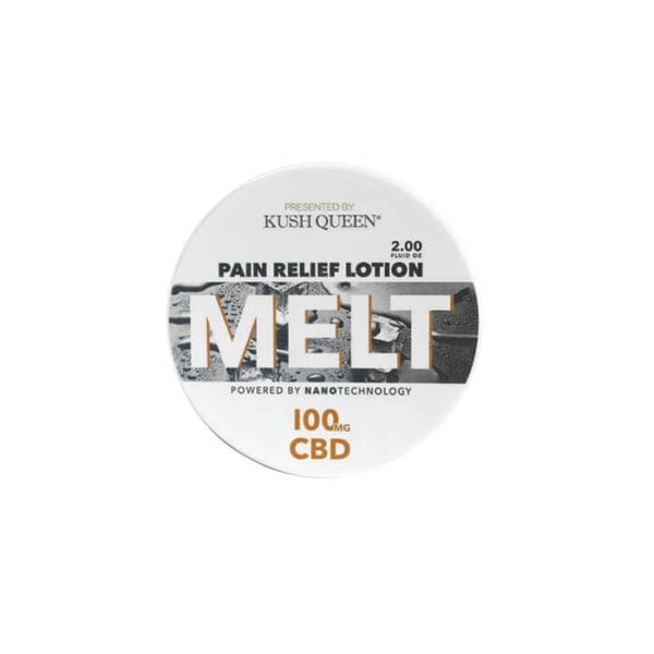 Melt CBD Pain Relief Lotion (2 oz)